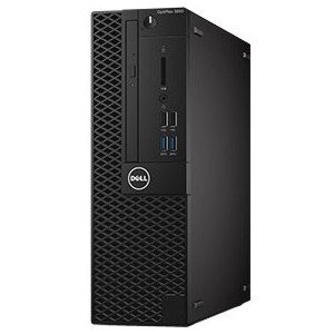 Dell CDXGP OptiPlex 3050 Small Form Factor Desktop Computer, Intel Core i5-7500, 4GB DDR4, 500GB Hard Drive, Windows 10 Pro