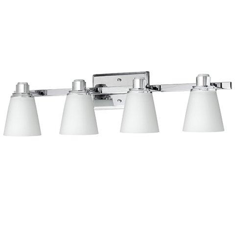 Chrome 4 Lamp - 1