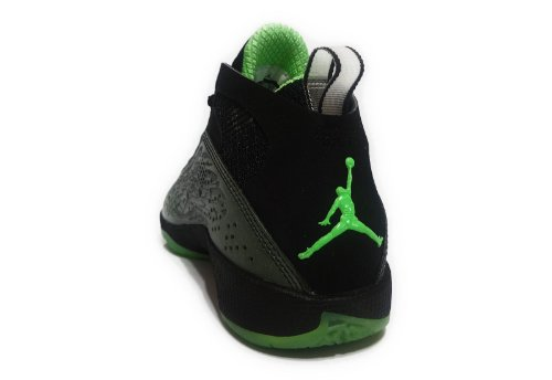 online retailer f3693 222a2 NIKE Air Jordan 2011 Mens Size 8 (Black Neo Lime) 436771-003  Amazon.co.uk   Shoes   Bags