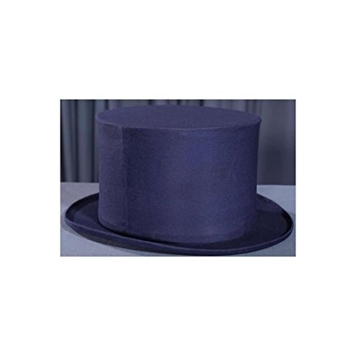 Top Hat collapsible Uday (Blau) by Udays Magic World