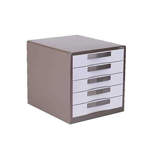 Multi-Layer File Cabinet, Desktop Extended Drawer Organizer - Data Cabinet - Drawer Storage Cabinet - Office Supplies (Color : A, Size : 303530.8CM) -  wcxxhy, wcxxhy
