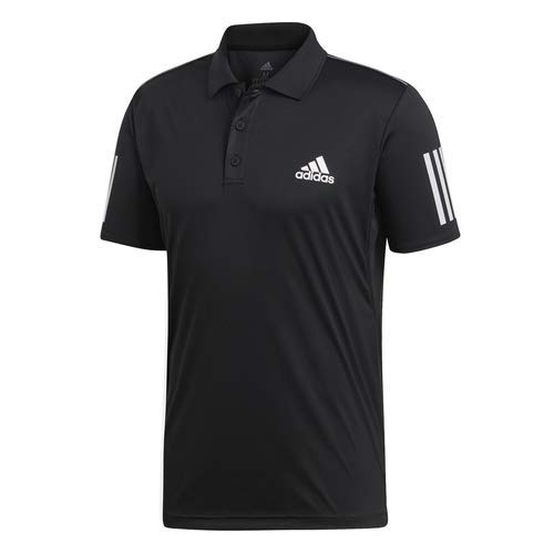 adidas Men's Club 3-Stripes Tennis Polo