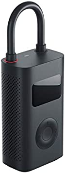 Xiaomi Bomba de Aire Portátil, Compresor de Batería Digital Portátil con Sensor de Presión Para Scooters, Motocicletas, Bicicletas, Automóviles, Pelotas