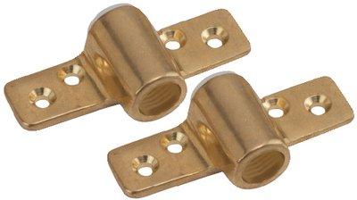 Sea Dog Line Sockets Bronze Side Mount Oarlock (PR)