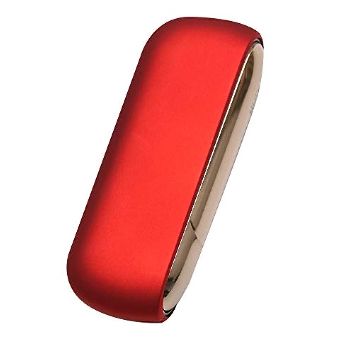 [해외] 【N-DESIGN】 아이고스3 케이스 커버 6색 매트 퍼터입 RED