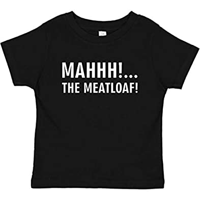Panoware Funny Toddler Boy T-Shirt | Ma, The Meatloaf