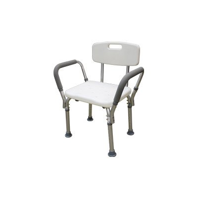 Adjustable Shower Chair [Set of 2]