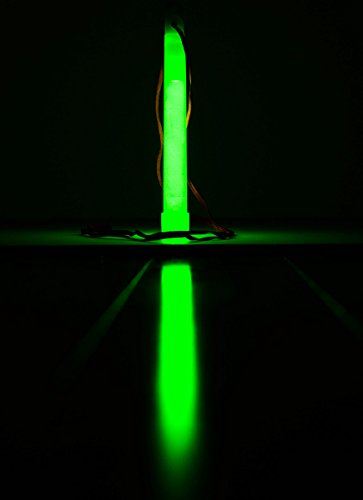 Zombie Lights Glow Sticks Zombie Horde Pack Green (50 Stick Pack, 6 inch) Burning Man, Voodoo Fest, Ozzfest, Party, Rave, Survival kit, or the Zombie Apocalypse!