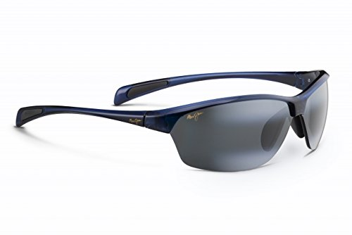 Maui Jim Hot Sands Polarized Sunglasses Blue / Neutral Grey One - Jimsunglasses Maui