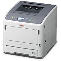 Oki 62442101 Mono Laser Printer - 630 Sheet Input Capacity