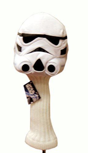 Star Wars Golf Driver 460cc Head Cover (All Characters) Storm Trooper (Golf Driver Head Only compare prices)