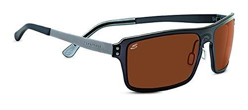 Dark Crystal Marron soleil de Serengeti eyewear duccio Brown lunettes qYSS0wA