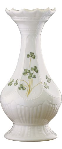 Belleek 2009 Archive Collection Island 8-Inch Vase