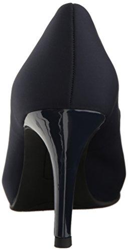 Bandolino Women's Rainaa Pump Navy Lycra buy cheap best seller 7Ei7LY6V