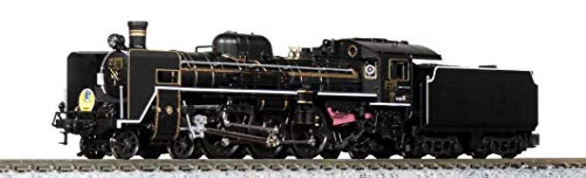 [해외] KATO N게이지 C57 1 2024-1 철도 모형 증기기관차