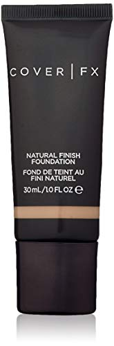 Cover FX Natural Finish Foundation No. G50 for Women, 1 Ounce