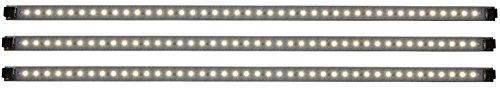 Inspired LED   Pro Series   42 LED 3 Panel Pack ~4200K Pure White   LED light Panels