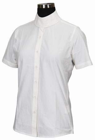 TuffRider Kids Starter Short Sleeve Show Shirt