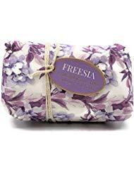 Castelbel Freesia Scented Soap Bar 10.5 - Pure Soap Vegetable Freesia
