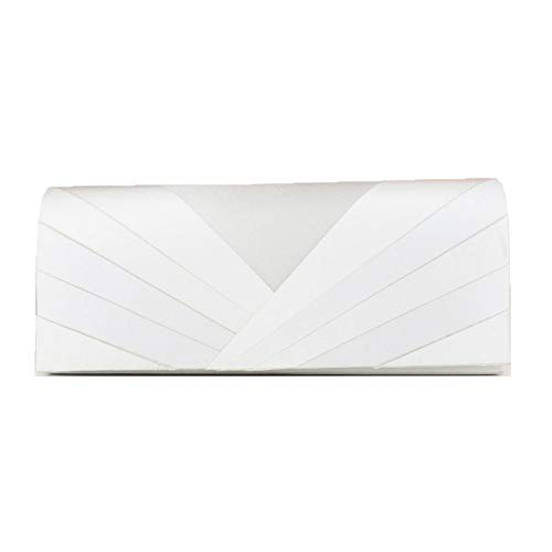 5x5x10cm 25 à de Cheongsam White Sac Nouveaux Banquet White Chers Robe Main Sac q0vzXZgxn