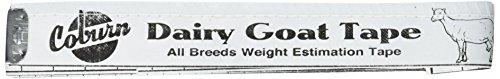 Coburn Dairy Goat Weigh Tape - 54