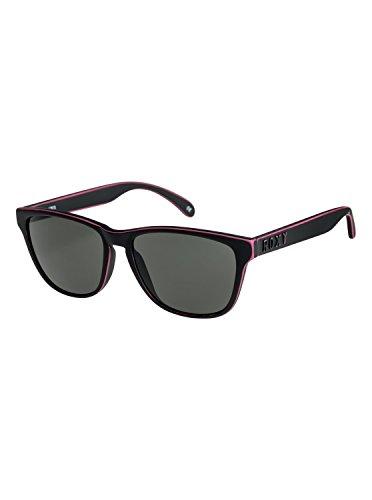 Roxy Womens Roxy Uma - Sunglasses - Women - One Size - Black Matte Black Worn Pink/Grey One Size (Uv Protection Roxy Sunglasses)