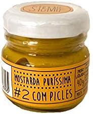 Mostarda #2 Com Picles Strumpf 40g