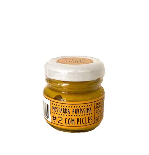 Mostarda Com Picles 40g Strumpf