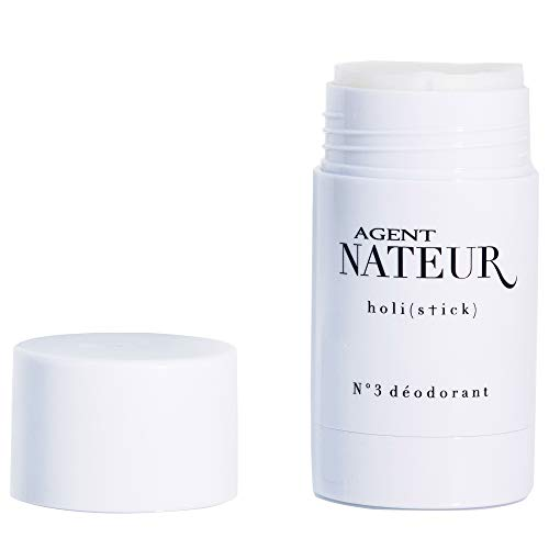 Agent Nateur Holi (Stick) N3 Natural Organic Deodorant for Women (Best Female Deodorants)