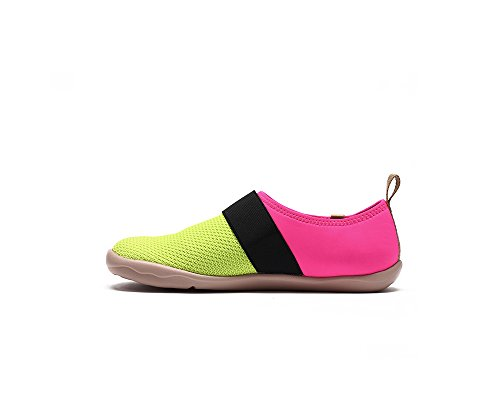 Knit On Bejer Shoe Uin Green Comfort Slip amp;pink Women's g4RWqTp