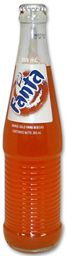 orange soda bottles - 3