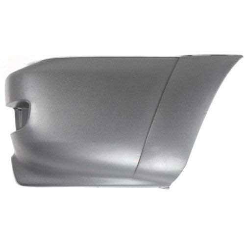 (Rear Bumper End Compatible with Toyota 4Runner 2003-2005 RH Cover Extension Textured SR5 Model)