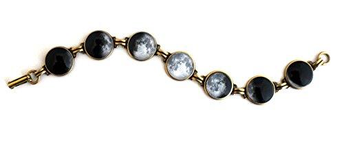 Moon Phase Lunar Bracelet