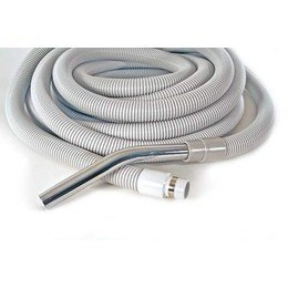 Basic Central Vacuum Hose - 50 ft by Ultra Clean