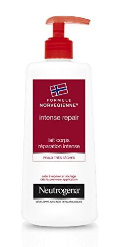 Neutrogena Intense Repair Body Milk, 400 - Moisturizer Neutrogena Norwegian Formula Body