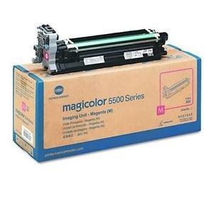 - KONICA A0310AF - Konica Minolta 120V Magenta Imaging Unit For Magicolor 5550 and