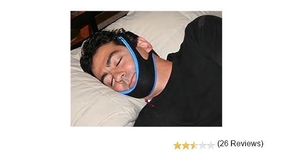 chin strap correa antironquido para dormir mejor . Solucione Antironquidos: Amazon.es: Deportes y aire libre