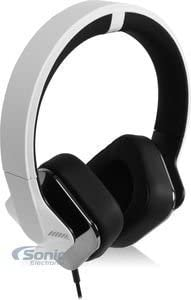 Alpine sv-h300uw tkr3 Full Frequency immersive Technology Over-Ear Headphones White Silver