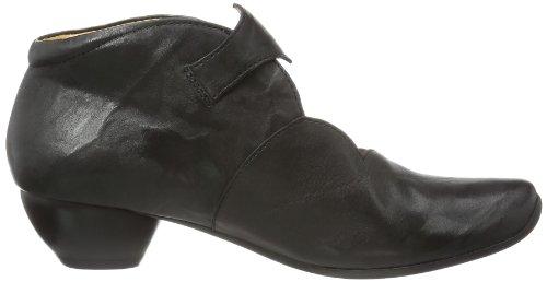 00 SCHWARZ Negro tacón Zapatos de Schwarz Think Aida q0FxP