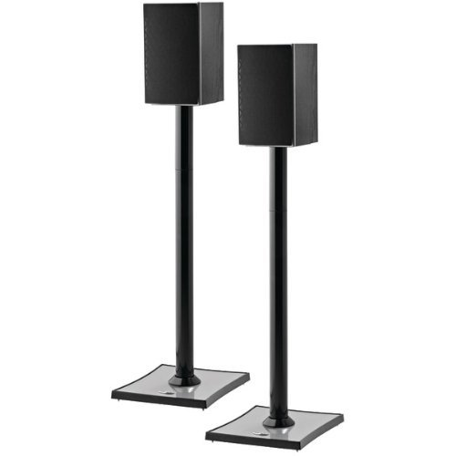 OMNIMOUNT GEMINI 2 GEMINI2 Audiophile Bookshelf Speaker Stands, 2 pk