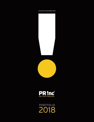 PR Inc 2018 (PR Inc Portfolio) (Volume 6)
