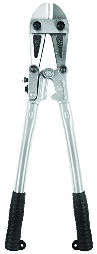Century Drill and Tool 72735 Bolt Cutters, 18-Inch (18in Cutter Bolt Cut Center)