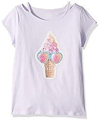 Girls Short Sleeve Graphic T-Shirt