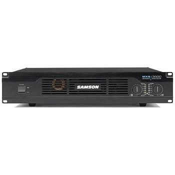 samson sx2800 power amplifier musical instruments. Black Bedroom Furniture Sets. Home Design Ideas