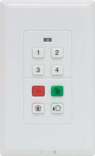 Keypad Security Honeywell (GE Choice Alert Wireless Alarm System Wireless Keypad)