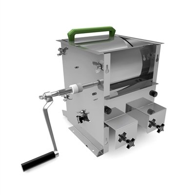 Harvest Fiesta Stainless Steel Apple Crusher, USA Made by The Sausage Maker (Image #2)