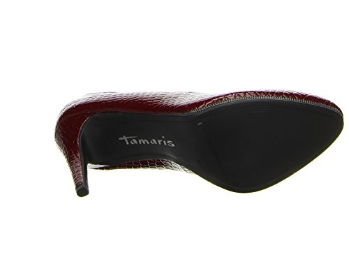 Tamaris , Escarpins pour femme rouge Rot 36