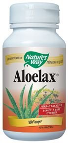 Aloe (latex and leaf) / 100 Vcaps Brand: Natures Way