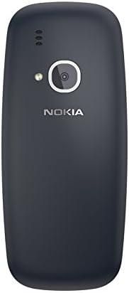 Nokia 3310 - Móvil libre de 2,4 (16 MB RAM, 16 MB ROM, Cámara 2 MP, Batería 1200 mAh), Azul: Nokia: Amazon.es: Electrónica