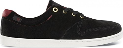 Etnies Skateboard Schuhe Connery Black/Red